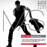 Cover Ricky Martin - MAS - Música alma sexo