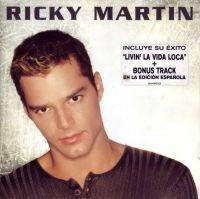 Cover Ricky Martin - Ricky Martin