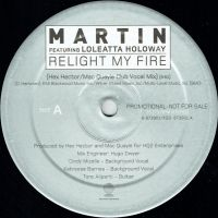 Cover Ricky Martin feat. Loleatta Holloway - Relight My Fire