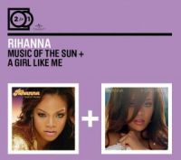 Cover Rihanna - Music Of The Sun + A Girl Like Me