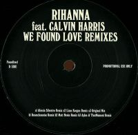 Cover Rihanna feat. Calvin Harris - We Found Love