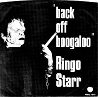Cover Ringo Starr - Back Off Boogaloo