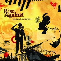 Cover Rise Against - Appeal To Reason