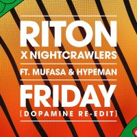 Cover Riton x Nightcrawlers feat. Mufasa & Hypeman - Friday (Dopamine Re-Edit)