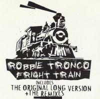 Cover Robbie Tronco - Fright Train