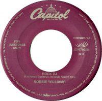 Cover Robbie Williams - Rock DJ