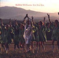 Cover Robbie Williams - Sin Sin Sin