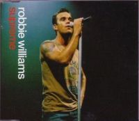 Cover Robbie Williams - Supreme