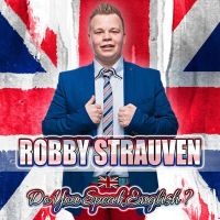 Cover Robby Strauven - Do You Speak English?