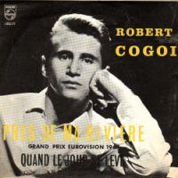 Cover Robert Cogoi - Près de ma rivière