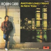 Cover Robin Gibb - Another Lonely Night In New York