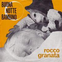 Cover Rocco Granata - Buona notte bambino