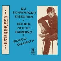 Cover Rocco Granata - Du schwarzer Zigeuner