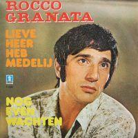 Cover Rocco Granata - Lieve heer heb medelij
