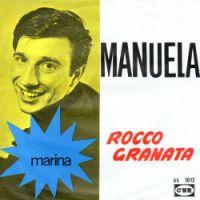 Cover Rocco Granata - Manuela