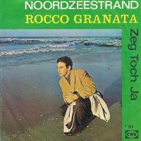 Cover Rocco Granata - Noordzeestrand