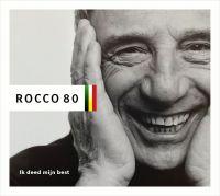 Cover Rocco Granata - Rocco 80 - Ik deed mijn best