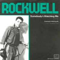 Cover Rockwell - Somebody's Watching Me