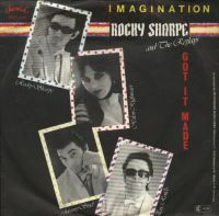 Cover Rocky Sharpe And The Replays - Imagination