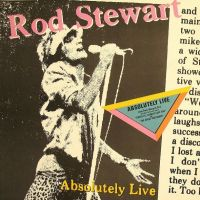 Cover Rod Stewart - Absolutely Live