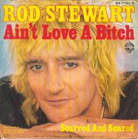 Cover Rod Stewart - Ain't Love A Bitch