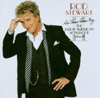 Cover Rod Stewart - As Time Goes By... The Great American Songbook Volume II