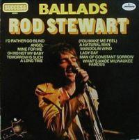 Cover Rod Stewart - Ballads