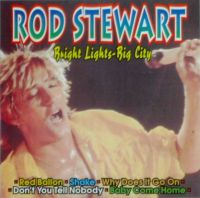 Cover Rod Stewart - Bright Lights - Big City