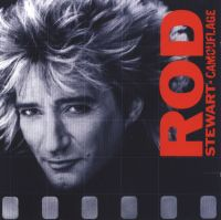 Cover Rod Stewart - Camouflage