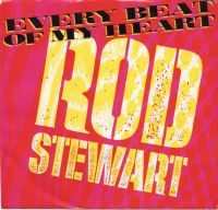 Cover Rod Stewart - Every Beat Of My Heart