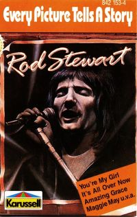 Cover Rod Stewart - Every Picture Tells A Story