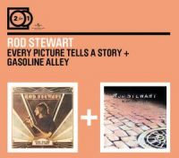 Cover Rod Stewart - Every Picture Tells A Story + Gasoline Alley
