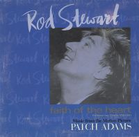 Cover Rod Stewart - Faith Of The Heart