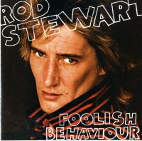 Cover Rod Stewart - Foolish Behaviour