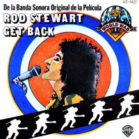 Cover Rod Stewart - Get Back