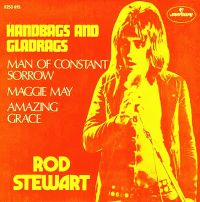 Cover Rod Stewart - Handbags And Gladrags