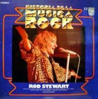Cover Rod Stewart - Historia de la musica rock, Vol.12