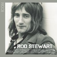 Cover Rod Stewart - Icon