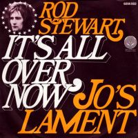Cover Rod Stewart - It's All Over Now