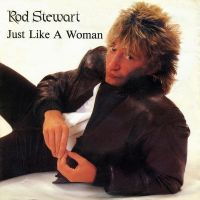 Cover Rod Stewart - Just Like A Woman