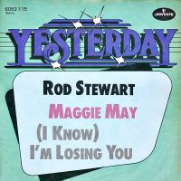 Cover Rod Stewart - Maggie May