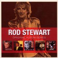 Cover Rod Stewart - Original Album Series