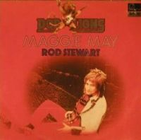 Cover Rod Stewart - Pop Lions: Maggie May
