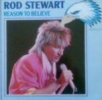 Cover Rod Stewart - Reason To Believe