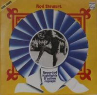 Cover Rod Stewart - Recorded Highlights & Action Replays