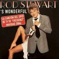 Cover Rod Stewart - 'S Wonderful