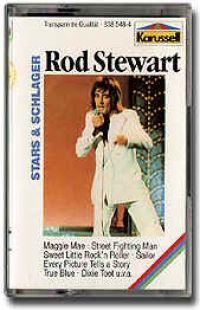 Cover Rod Stewart - Stars & Schlager