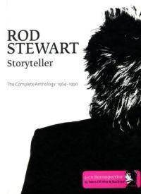 Cover Rod Stewart - Storyteller - The Complete Anthology 1964-1990