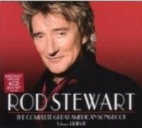 Cover Rod Stewart - The Complete Great American Songbook 1-4