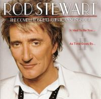 Cover Rod Stewart - The Complete Great American Songbook: Volumes I & II